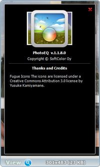 SoftColor PhotoEQ 1.1.8.0 Portable by Invictus