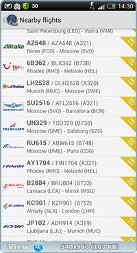 Flightradar24 Pro v.4.2.1