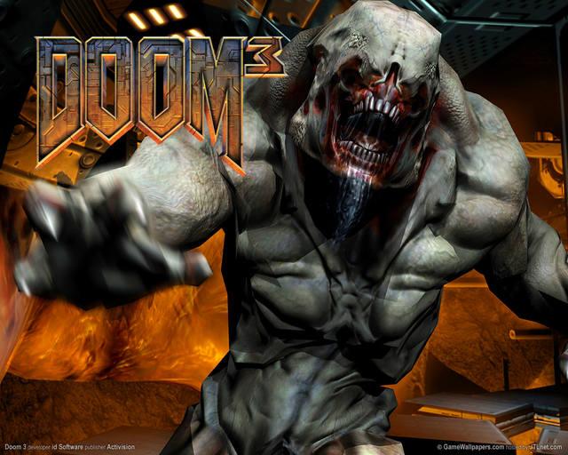Doom III 4A v1.3.1 | Doom III �������� ������ + ��� + Mod (2014/RUS/ENG/Android)