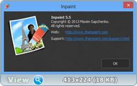 Teorex Inpaint 5.5 Rus Portable by Invictus