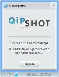 QipShot 3.0.11 Rus Portable by Invictus