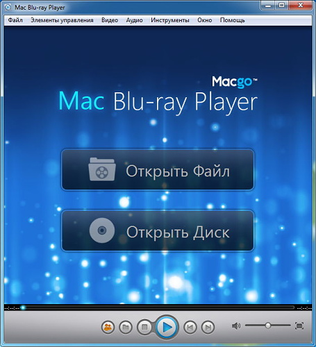 Mac Blu-ray Player 2.8.10.1365 Rus Portable by Invictus
