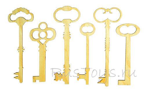 Ключ для буратино своими руками 61