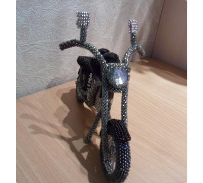 Мотоцикл для Анны да
