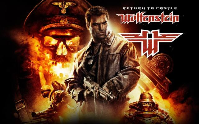 Return To Castle Wolfenstein Touch HD Full v2.11 + Кэш (2015/RUS/ENG/Android)