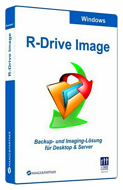 R-Drive Image v6.1 Build 6105 Final (Standalone | Technician | Commercial System Deployment | OEM kit | Home | BootCD) [2017MlRus]
