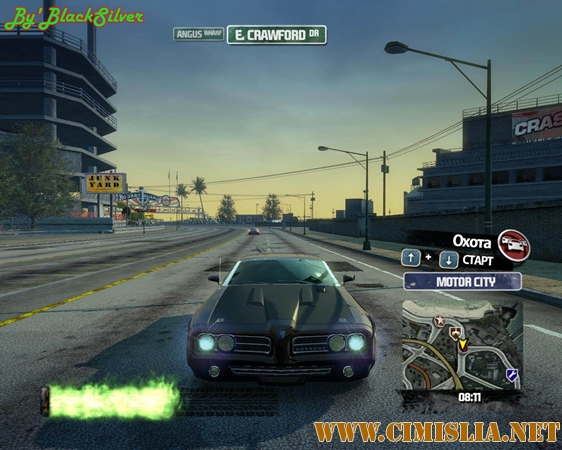 Скачать Burnout Paradise: The Ultimate Box v.1.1.0.0 (2009) PC Лицензия тор