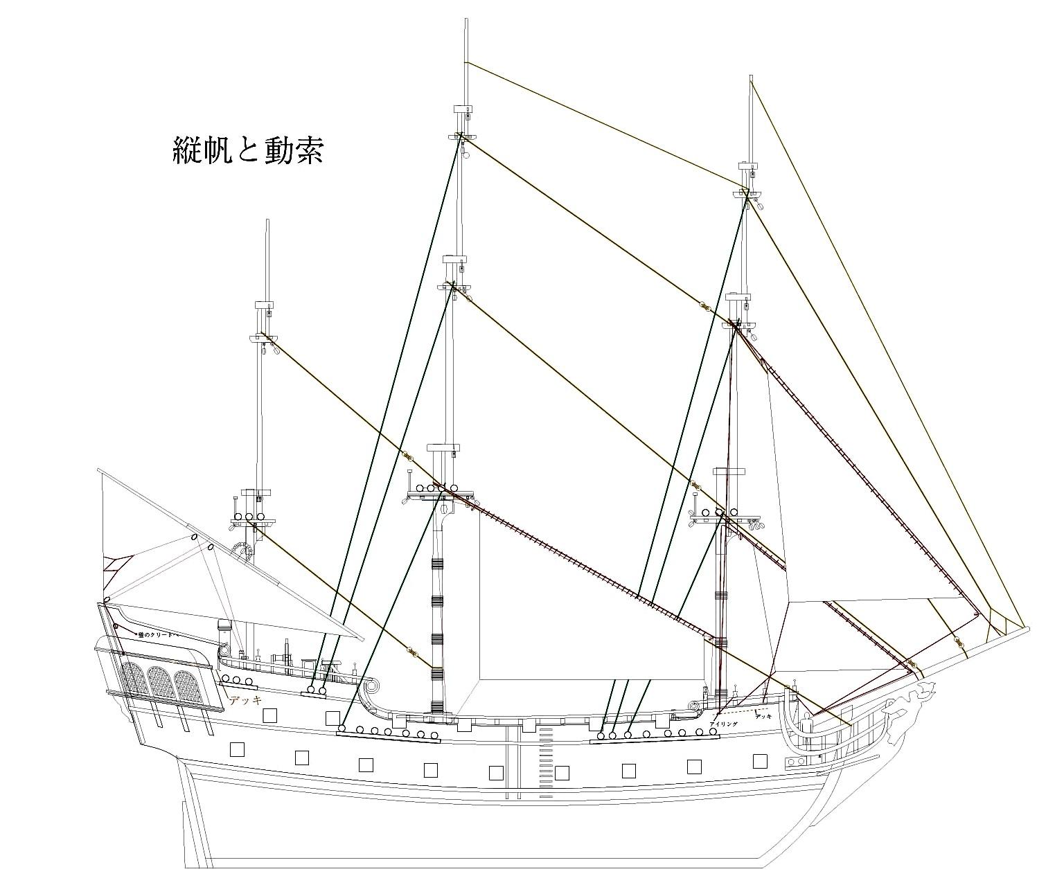 Чертежи пиратских кораблей своими руками 7