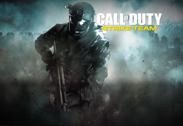 Call of Duty® Strike Team v1.0.40 Mod + Кэш (2015/ENG/Multi/Android)