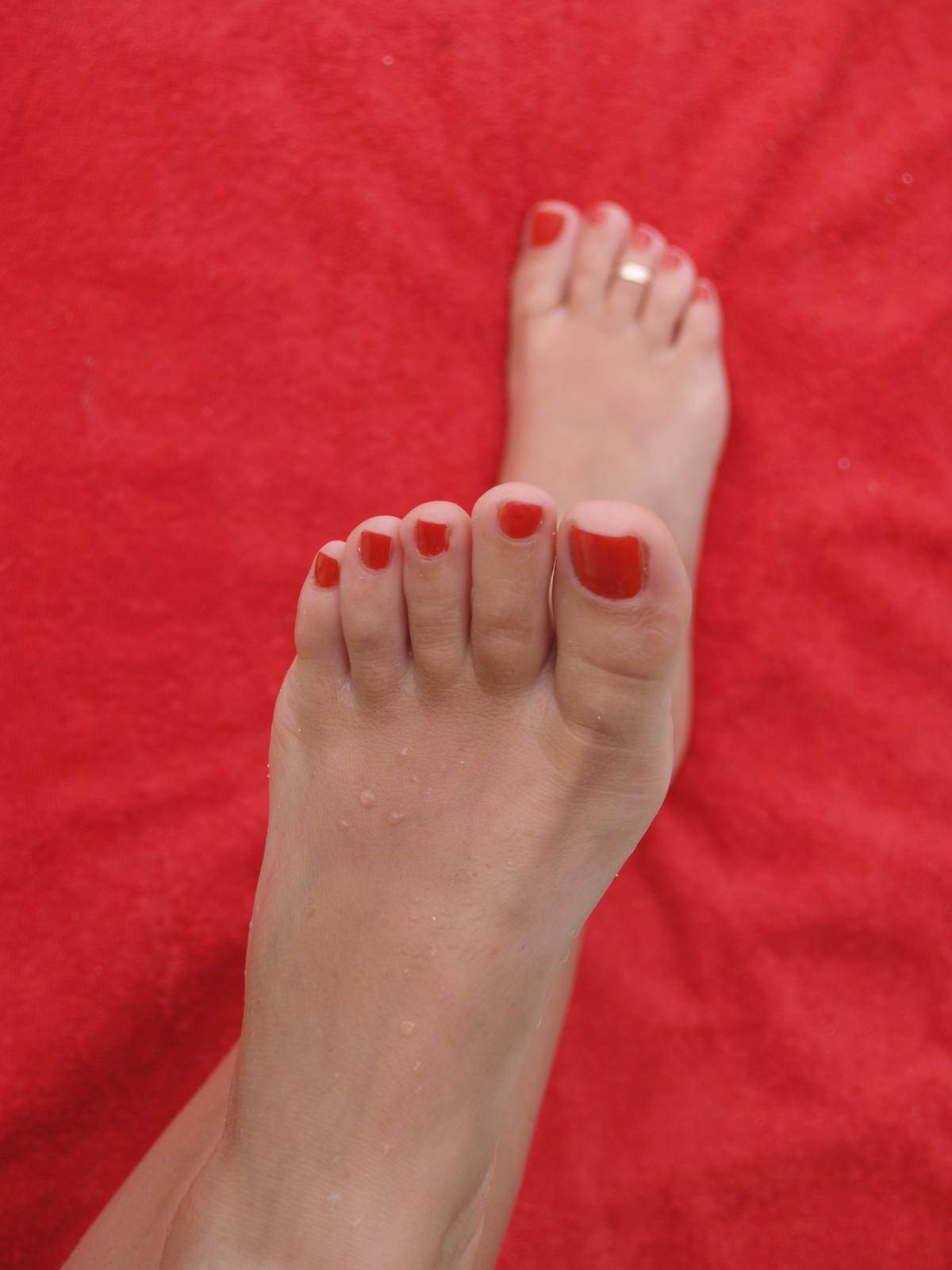Ножки педикюр фото домашнее