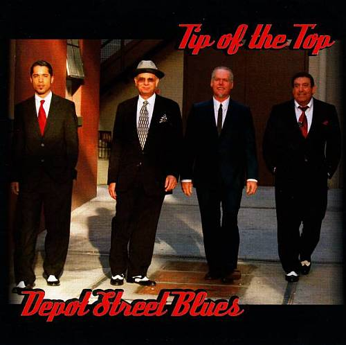 (Modern Chicago Blues) Tip Of The Top - Depot Street Blues - 2009, FLAC (tracks+.cue), lossless