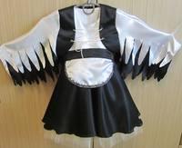 Как сшить крылья для костюма сороки