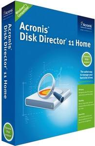 Acronis® Disk Director® 11 Home