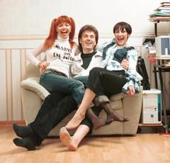 Андрей Рожков - Уральские пельмени (фото, жена, дети)