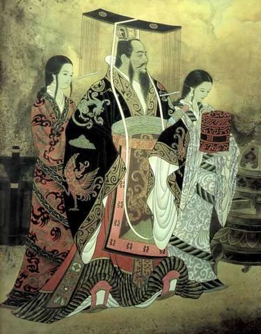 Эротическая литература по династиям китая