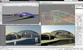 Autodesk 3D Max Studio 2011....