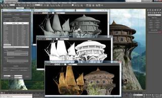 Autodesk 3D Max Studio 2011..