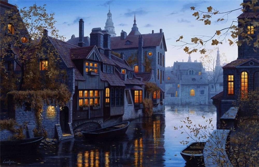 Современная живопись - Разное 3533281_m