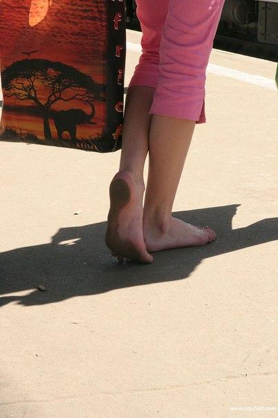 Самые грязные ноги женщин 14 фотография