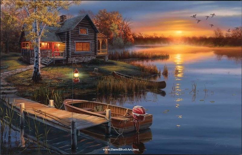 Современная живопись - Разное 3536091_m