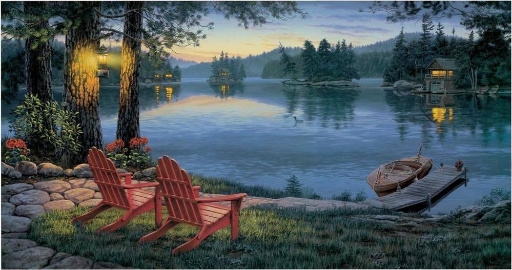Современная живопись - Разное 3536092_m