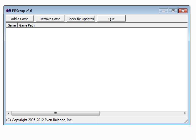 Набор программ и компонентов для игр 1.7.4