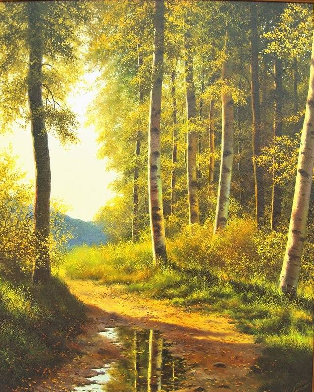 Современная живопись - Разное 3548051_m