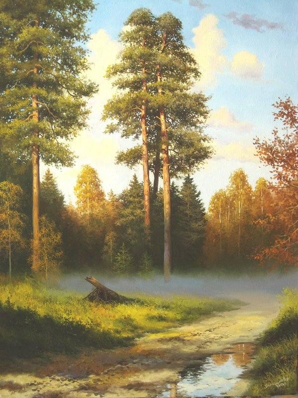 Современная живопись - Разное 3548055_m