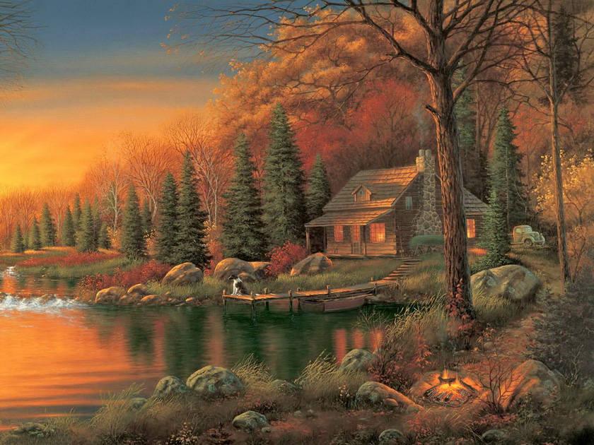 Современная живопись - Разное 3548089_m