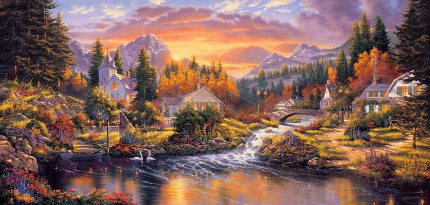 Современная живопись - Разное 3548086_m