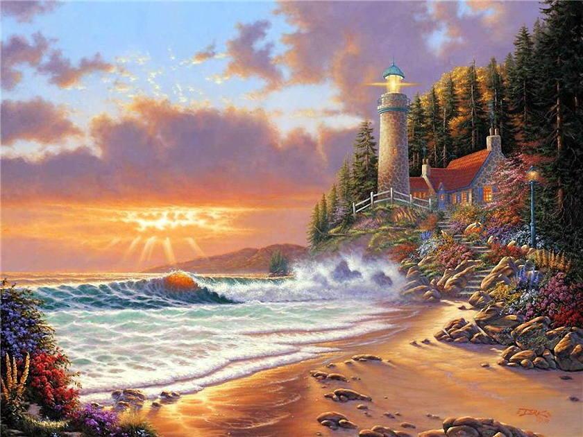 Современная живопись - Разное 3548088_m