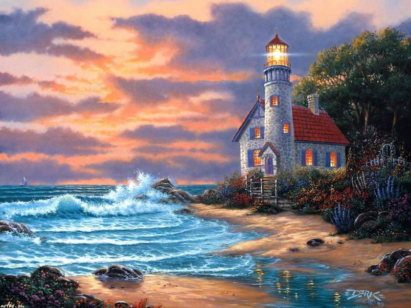 Современная живопись - Разное 3548087_m