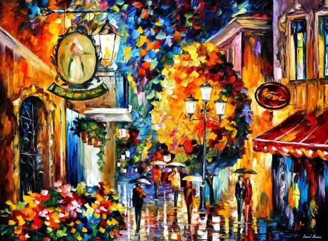 Современная живопись - Разное 3556098_m