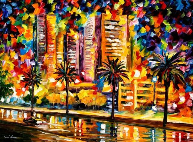 Современная живопись - Разное 3556093_m