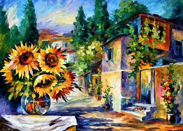 Современная живопись - Разное 3556095_m