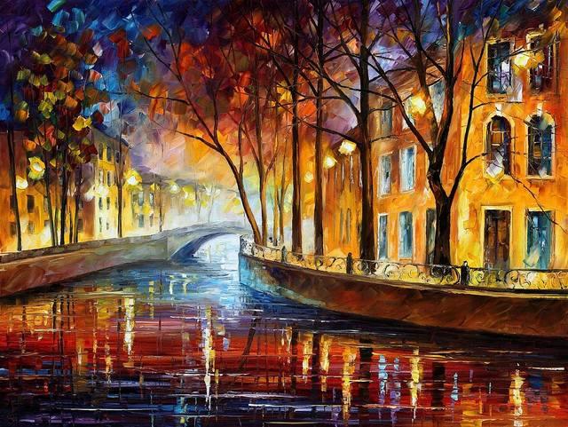 Современная живопись - Разное 3556097_m