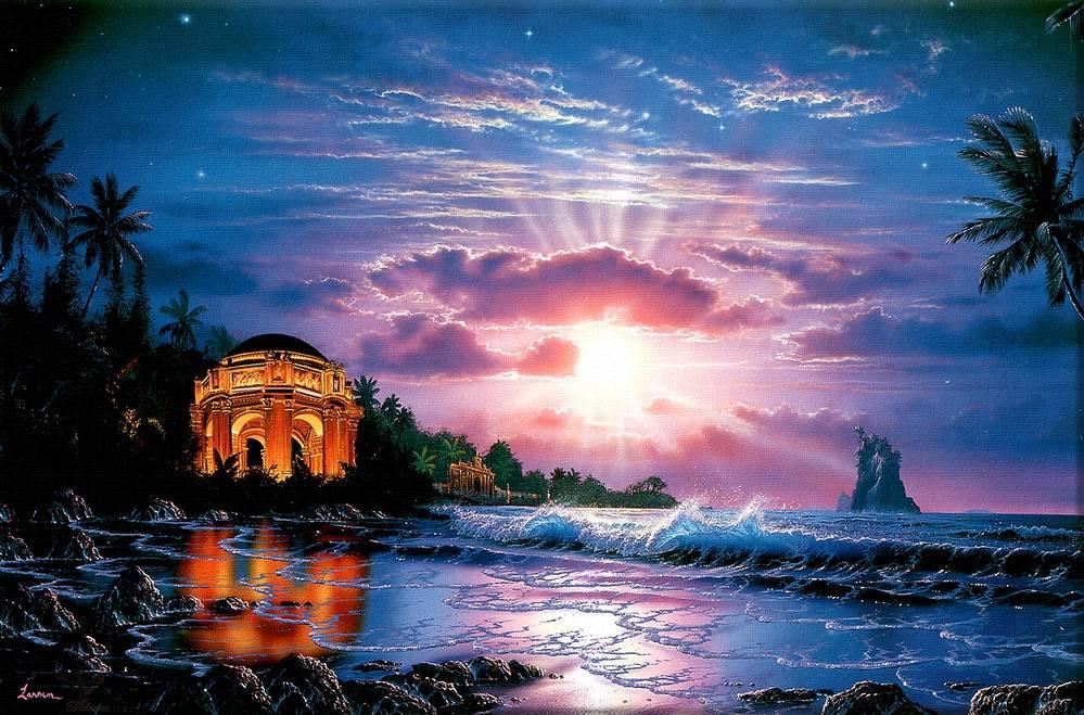Современная живопись - Разное 3557061_m