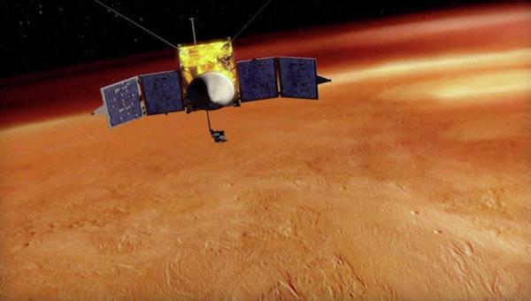 Космос, пилотируемый полет на планету Марс и т.д. - Страница 2 3557281_m