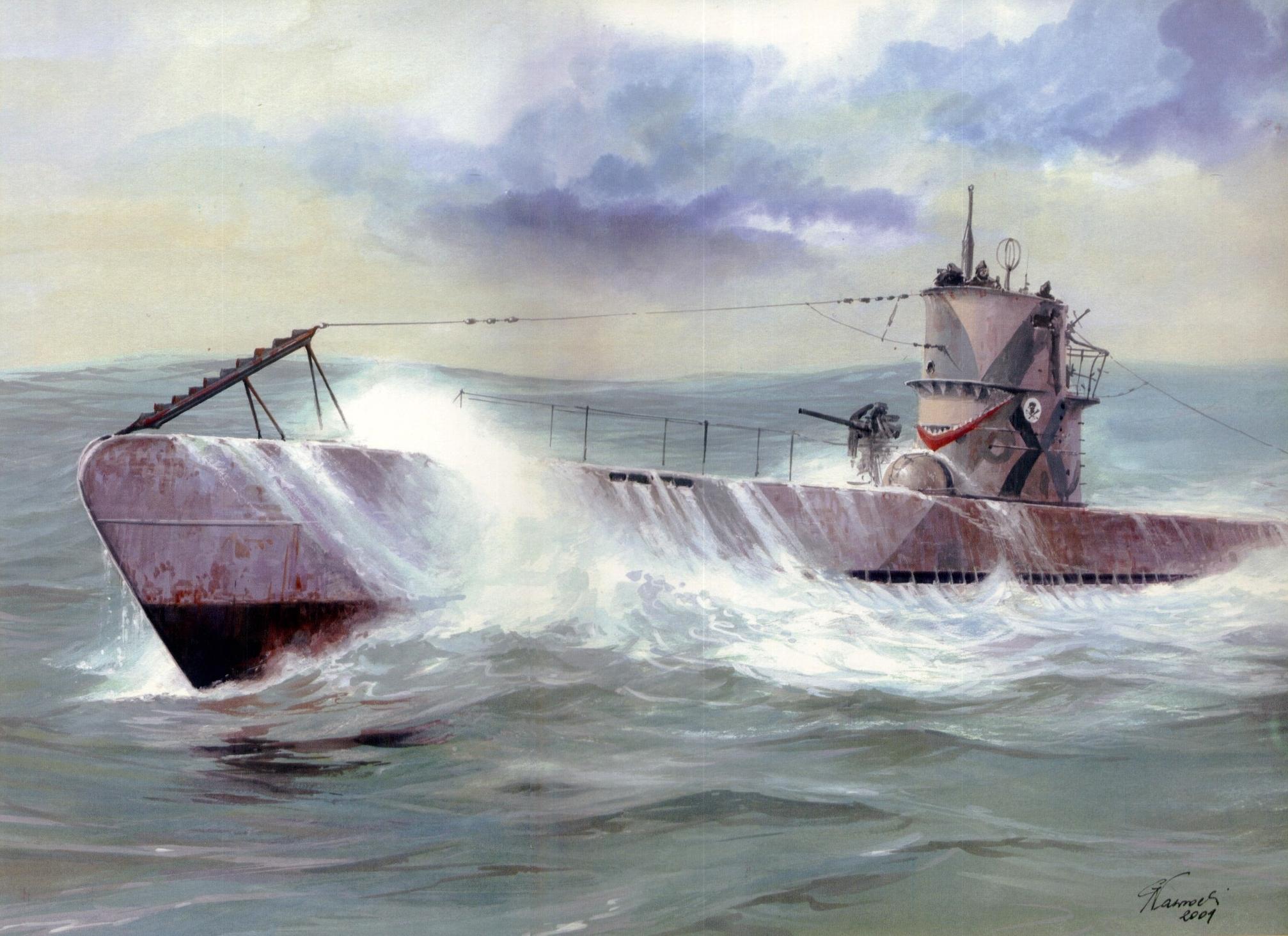 вторая мировая подводные лодки художественные фильмы