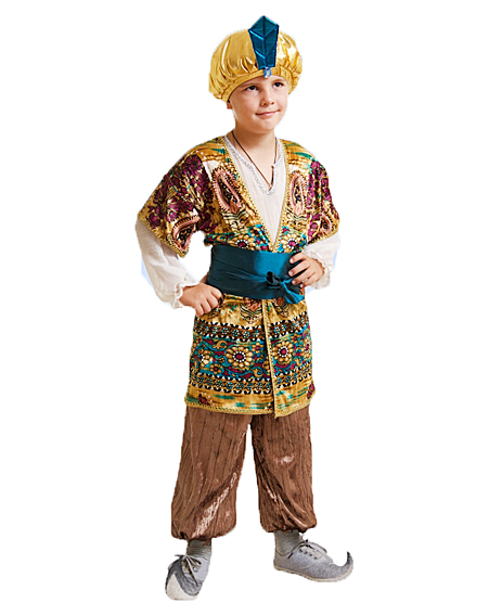 Восточный костюм для мальчика сшить своими руками