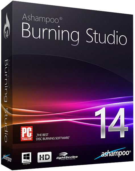 Ashampoo Burning Studio 14 Build v14.0.4.2 Final [2014,MlRus]