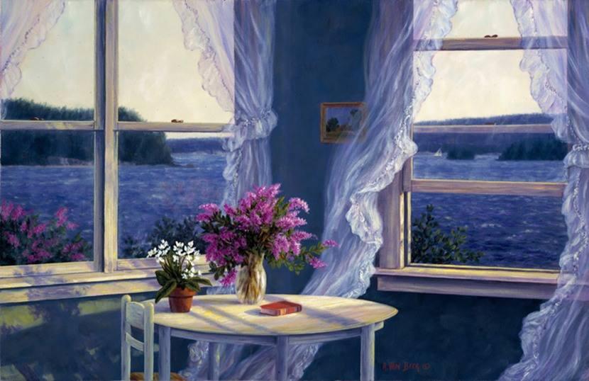 Современная живопись - Разное - Страница 2 3627191_m