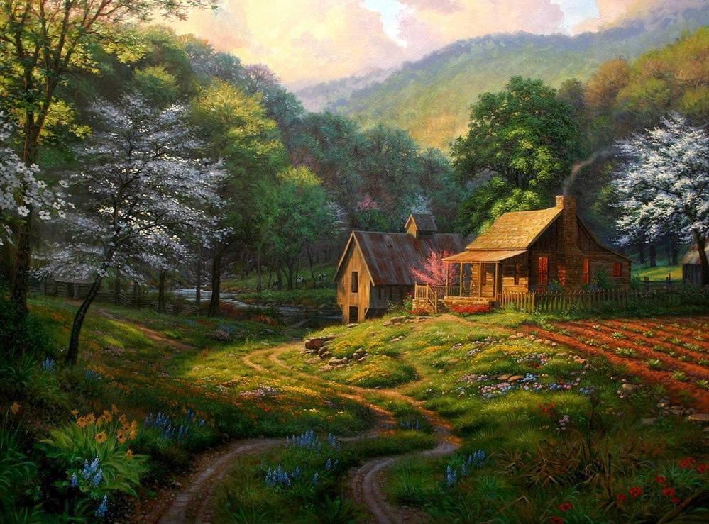 Современная живопись - Разное - Страница 2 3627196_m
