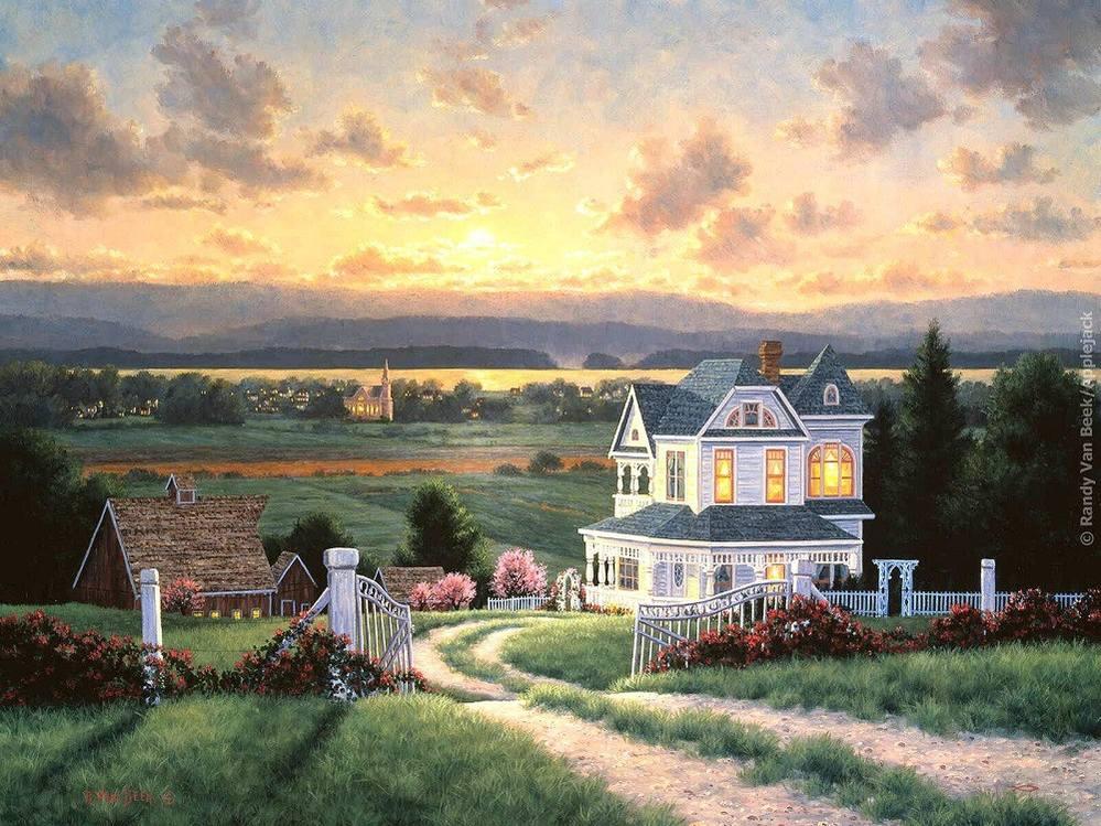 Современная живопись - Разное - Страница 2 3627197_m
