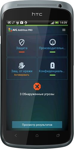 AVG Mobile AntiVirus Security PRO v.4.0.0.1.190941