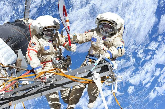Космос, пилотируемый полет на планету Марс и т.д. - Страница 2 3666674_m