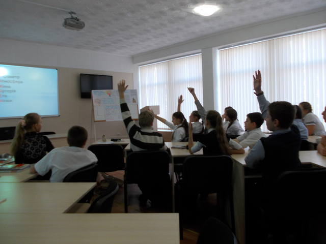 Використання інноваційних технологій на уроках для активізації навчальної діяльності учнів