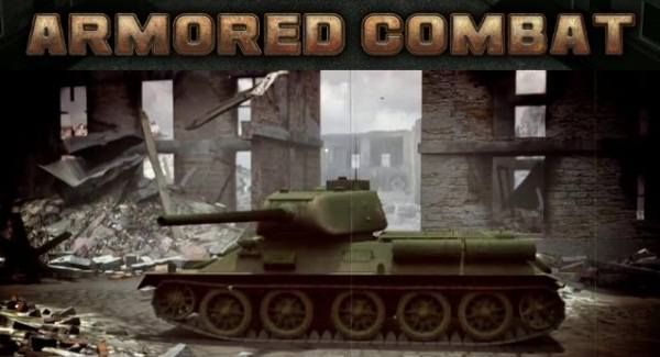Armored Combat: Tank Warfare v1.2.2 ��� Android (2013/ENG)