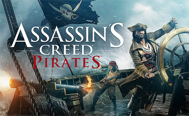 Assassin's Creed Pirates v1.4.1 + Mod (много денег) + Кэш (2014/RUS/ENG/UKR/Android)