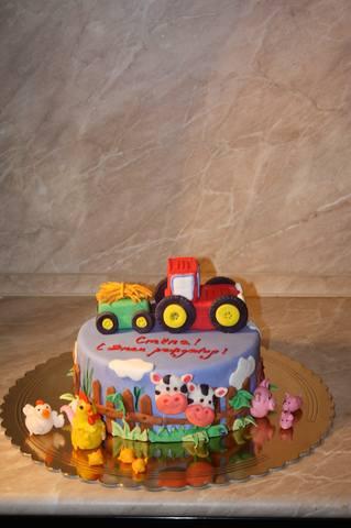 Фото-торт химки